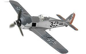 CORGI Focke-Wulf Fw 190F-8, 'Black 3' Feldwebel Eugen Lorcher, 1945~AA34316