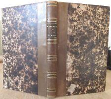 HISTOIRE ECONOMIE MICHEL CHEVALIER EXAMEN DU SYSTEME COMMERCIAL EO 1852 COBDEN