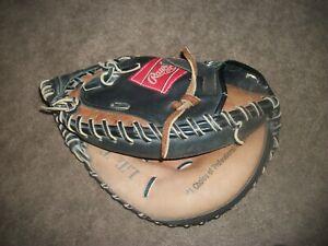 Rawlings Lite Toe RCM45BT Baseball Catchers Mitt Glove  10.5 inch  LEFTY
