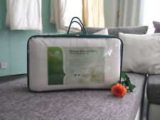 Machine Washable Silk Filled Comforter Duvet King Delux