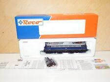 H0 Roco AC 43843 Digital Elektrolokomotive der DB BR E10 472 Neuwertig OVP 9447