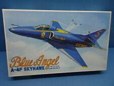 """1/48 Fujimi (1975) : A-4F """" Skyhawk """" (Blue Angel Decal )"""