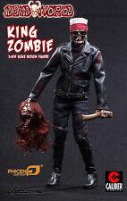 1/6 Phicen Dead World King Zombie Action Figure - Warriors figure MIB in Hand