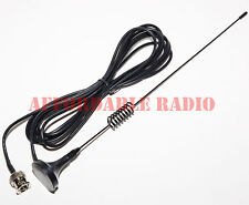 Receive scanner antenna for Uniden mobile radio wideband magnet mount car 11""