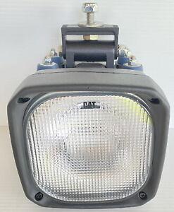 Caterpillar CAT 332-9402 35W 24V Xenon HID Wide-Beam Flood Light *NEW*