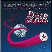 Disco Giants, Vol 1, Various Artists, Stephanie Mills CD | 8717438196350 | New