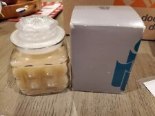 Partylite P1141 creme carmel Candle In Jar.