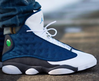 2020 Air Jordan Retro 13 Flint Navy Grey PRE-ORDER 4Y-13 READ DESCRIPTION