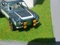 Custom 1:64 Scale Hot Wheels Ford Escort Rs1600 Replacement Fog Lights