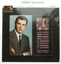 ALP 1978 - FRANCO CORELLI - Operatic Arias - Excellent Condition LP Record