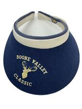 Boone Valley Classic Adjustable Adult VISOR Cap Hat
