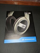 Sennheiser HD-599 Headband Headphones - Brown