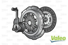 Clutch Kit 3pc (Cover+Plate+CSC) fits FORD FIESTA Mk5 2.0 05 to 08 NAJB 220mm