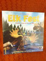 Rare Sealed Elk Fest Board Game 2006 Mayfair Games USA Kosmos