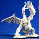 1x SINGE DEMON- BONES REAPER figurine miniature rpg demoniaque ape gorilla 77260