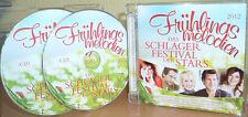 Frühlingsmelodien Schlagerfestival -  VIVIAN LINDT, TOMMY STEINER uva 2 CD