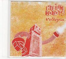 (DW831) Helium Robots, Voltopia - DJ CD