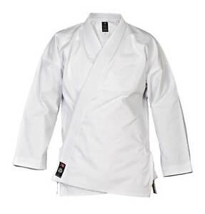Element Jacke weiß regular cut Karate, Judo, MMA,  Freefight,Taekwondo Ju Sports