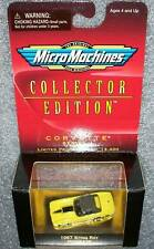 1967 STINGRAY CORVETTE   Micro Machines   NEW / LIMITED