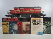 Lionel GP-38 Diesel  Engine   1992  Railroader Club 6-18818 O.B.