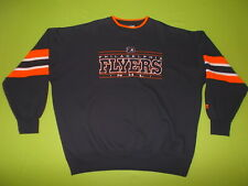 Sweatshirt PHILADELPHIA FLYERS (XXL) (2XL) LEE SPORT PERFECT !! Jersey BLACK NHL