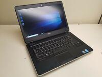 """Dell Latitude E6440 Intel Core i7-4600M @2.90GHz 8GB RAM 256GB SSD 14"""" Laptop"""