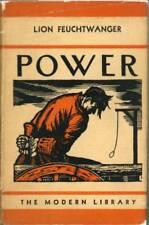 Power Lion Feuchtwanger Modern Library 206 Flex circa 1930's