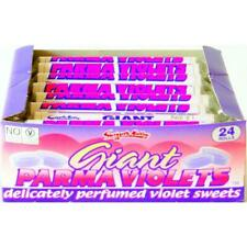 24 Giant Parma Violets Retro Sweets