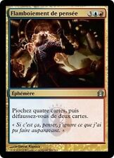 MTG Magic RTR - (x4) Thoughtflare/Flamboiement de pensée, French/VF