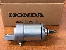 09-13 Honda Big Red MUV700 Starter Motor Assy 06311-HL1-305 OEM ATV SxS