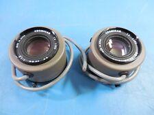 Vintage Cosmicar TV Lens ES 50mm  1:1.8