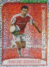 520 BEN KHALFALLAH TUNISIE TOP VALENCIENNES.FC STICKER FOOT 2009-2010 PANINI