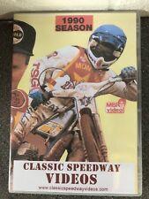 NEW: Wimbledon Montine Dons 1990 review. Speedway dvd. Christmas stocking filler