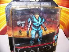 Halo Reach Kat Unmasked Halo McFarlane Series 6 RARE HALO