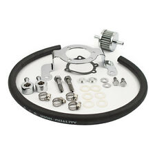 Air Cleaner Support And Engine Breather Kit For Harley-Davidson Big Twins 94 Up