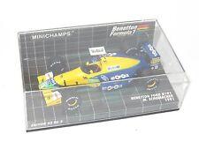 1/43 Benetton Ford B191  Season 1991   M.Schumacher