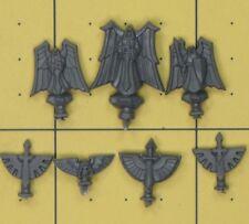 Warhammer 40K Space Marines Dark Angels Company Veterans Icons