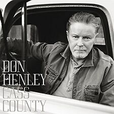 DON HENLEY - CASS COUNTY: DELUXE EDITION CD ALBUM (September 25th 2015)