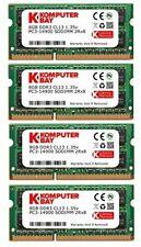 "Komputerbay 32GB 4x8GB Apple Memory Upgrade for Late 2015 iMac 27"" DDR3 1867M..."