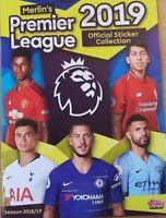 TOPPS MATCH ATTAX CL 19//20 Champions League Sticker 194-402 scegliere selezione