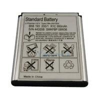 1X BST-33 Battery For Sony Ericsson K800 W880i W300i W960i K550i K660i K790 Z750