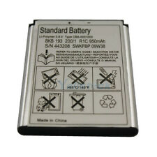 1X BST-33 Battery For Sony Ericsson K800 W880i W300i W960i K550i K660i K790 Z750