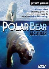 Nature's Kingdom - Polar Bear: Alcatraz (DVD, 2009, Slim Case) BRAND NEW!