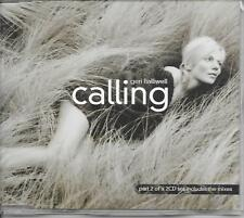 GERI HALLIWELL - Calling (REMIXES) CDM 5TR (CD2) Europe 2001 SPICE GIRLS