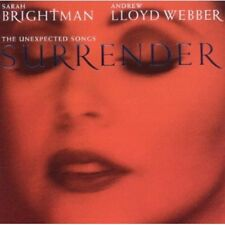 Surrender: The Unexpected - Sarah Brightman (2002, CD NEUF)