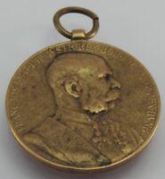 Medaille Franc.IOS.I.D.G.IMP.AVSTR.REX.BOH.GAL.ILL.ETC.ETAP.REX.HVING