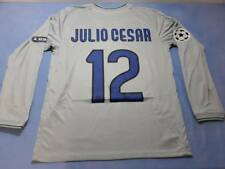 Inter Maglia Casa Jersey Home Final Champions  Madrid 2010 Julio Cesar 12 M