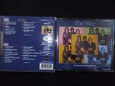 COFFRET 2 CD THE NICE / 22 CLASSIC ROCK STANDARDS /