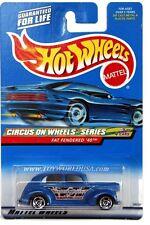 2000 Hot Wheels #27 Circus on Wheels Fat Fender '40 rzr wheels