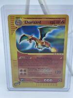 Pokémon Expedition Charizard | Reverse Holo | 6/165 | RARE | Played Condition |